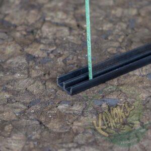 GUÍA CORREDERA PARA CRISTAL 4mm